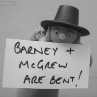 Barney And Mr McGrew Are Bent!