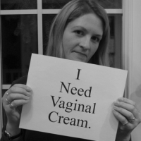 I Need Vaginal Cream