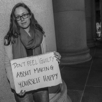 Don't Feel Guilty About Making Yourself Happy