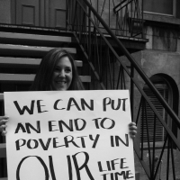 We Can Put An End To Poverty In Our Life Time