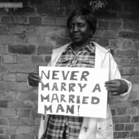 Never Marry A Married Man!