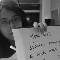 You Will Starve... Marry A Rich Man