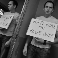 Red Wire Or Blue Wire