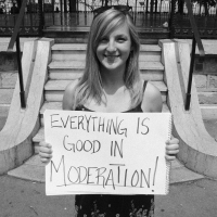 Everything Is Good In Moderation